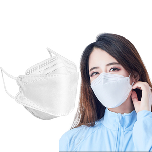 CE Civilian Mask Anti Pollution Protective FFP2 Pm2.5 Antibacterial Virus Kn95 Mask Disposable Facia