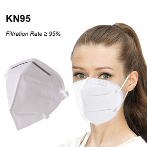 Shenzhen CE Disposable PM2.5 Face Mask Virus Defense Novel Anti Virus KN95 Mask For Germ Protection